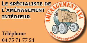 Amenagement 4x4