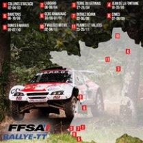 Rallye 7 vallees 2018