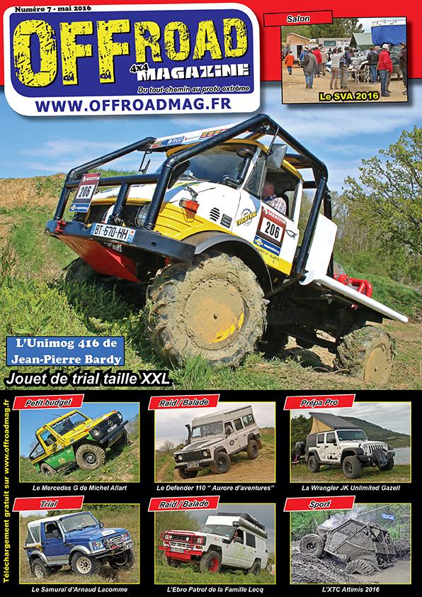 Offroad 4x4 Magazine n°7
