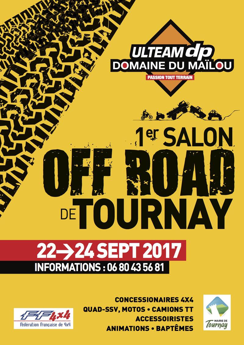 Salon off road de tournay 2017