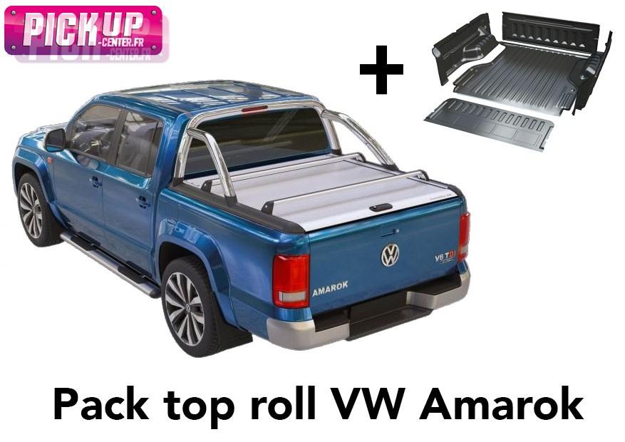 Pickup-center amarok promo