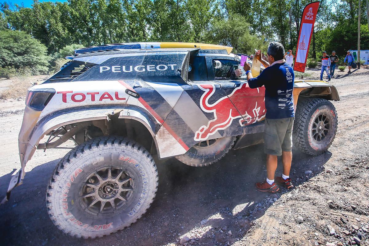 Dakar 2018 Peterhansel