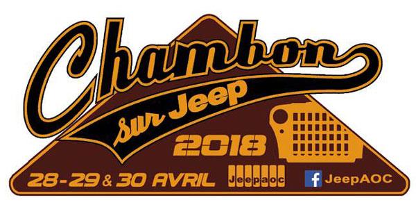Chambon sur Jeep 2018