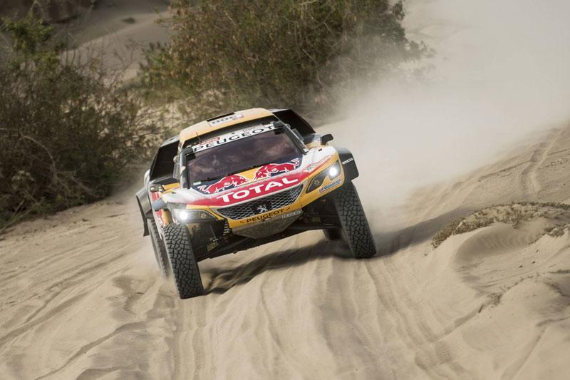 Peterhansel Dakar etape 10