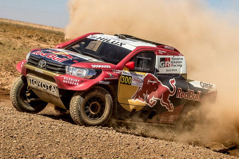 Nasser Al-attiyah Dakar 2018