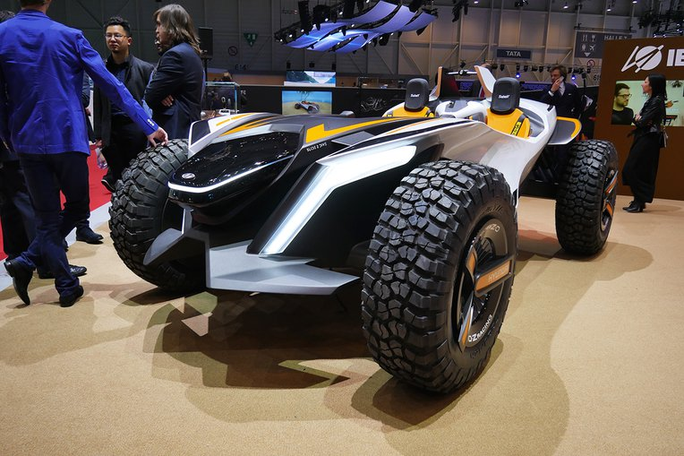 Europeo Di Design Buggy