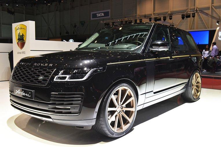 Range Rover 2018 Arden