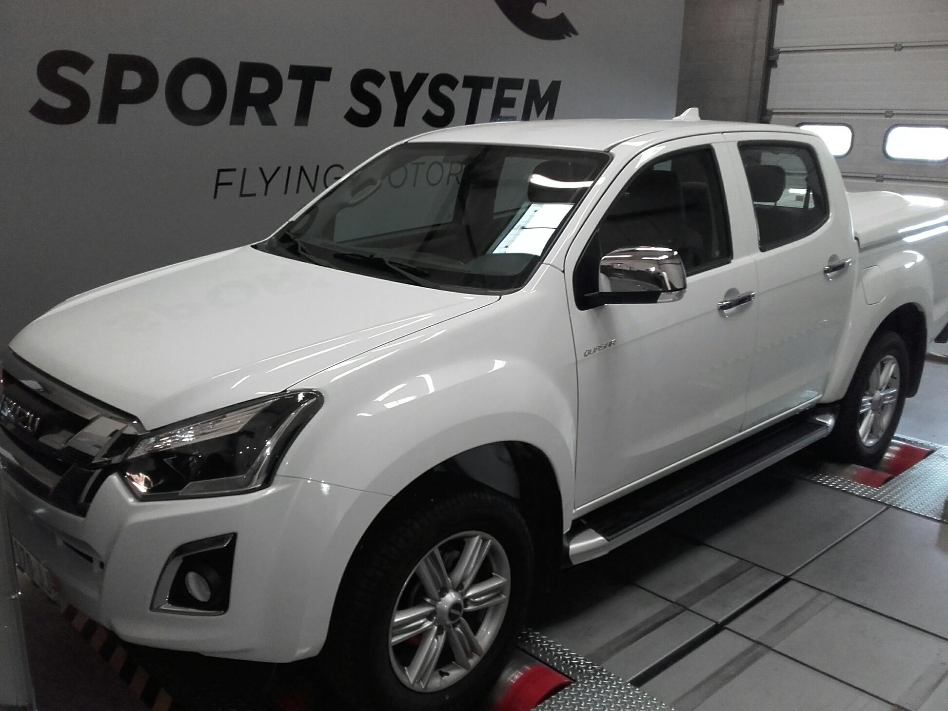Sport System Isuzu D-max