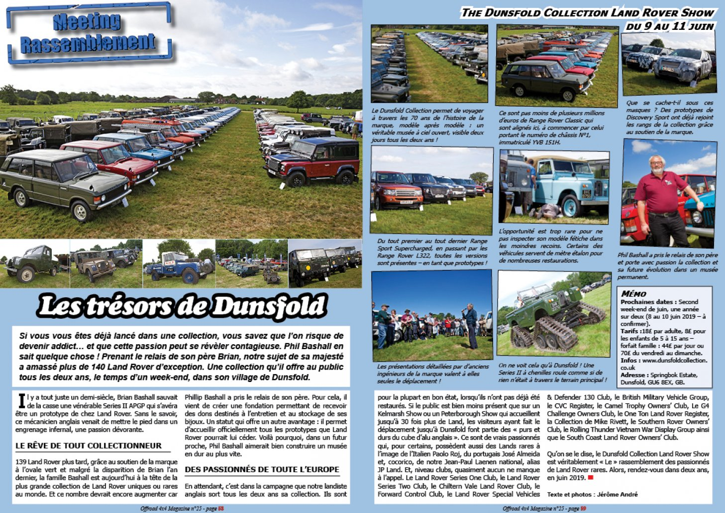 Le Dunsfold Collection LR Show 2017