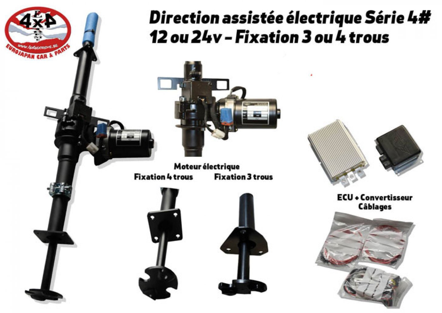 Kit direction assistée pour Series 4