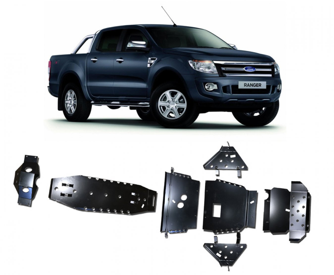 Djebel Xtreme protège les pick-up