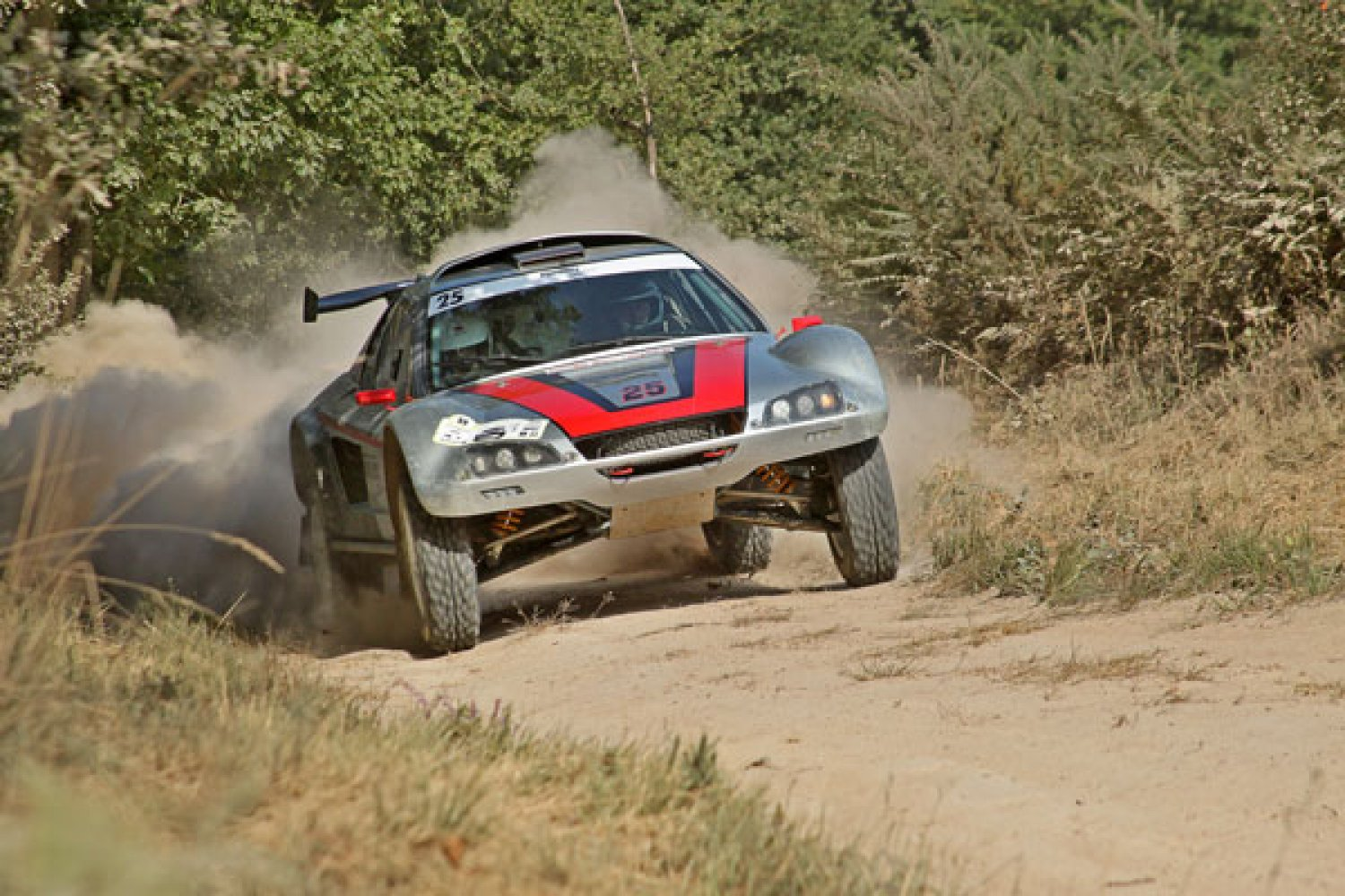 Rallyes TT :  le calendrier 2017