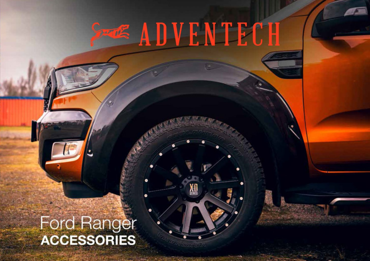 Adventech 4x4 pense aux pick-up !