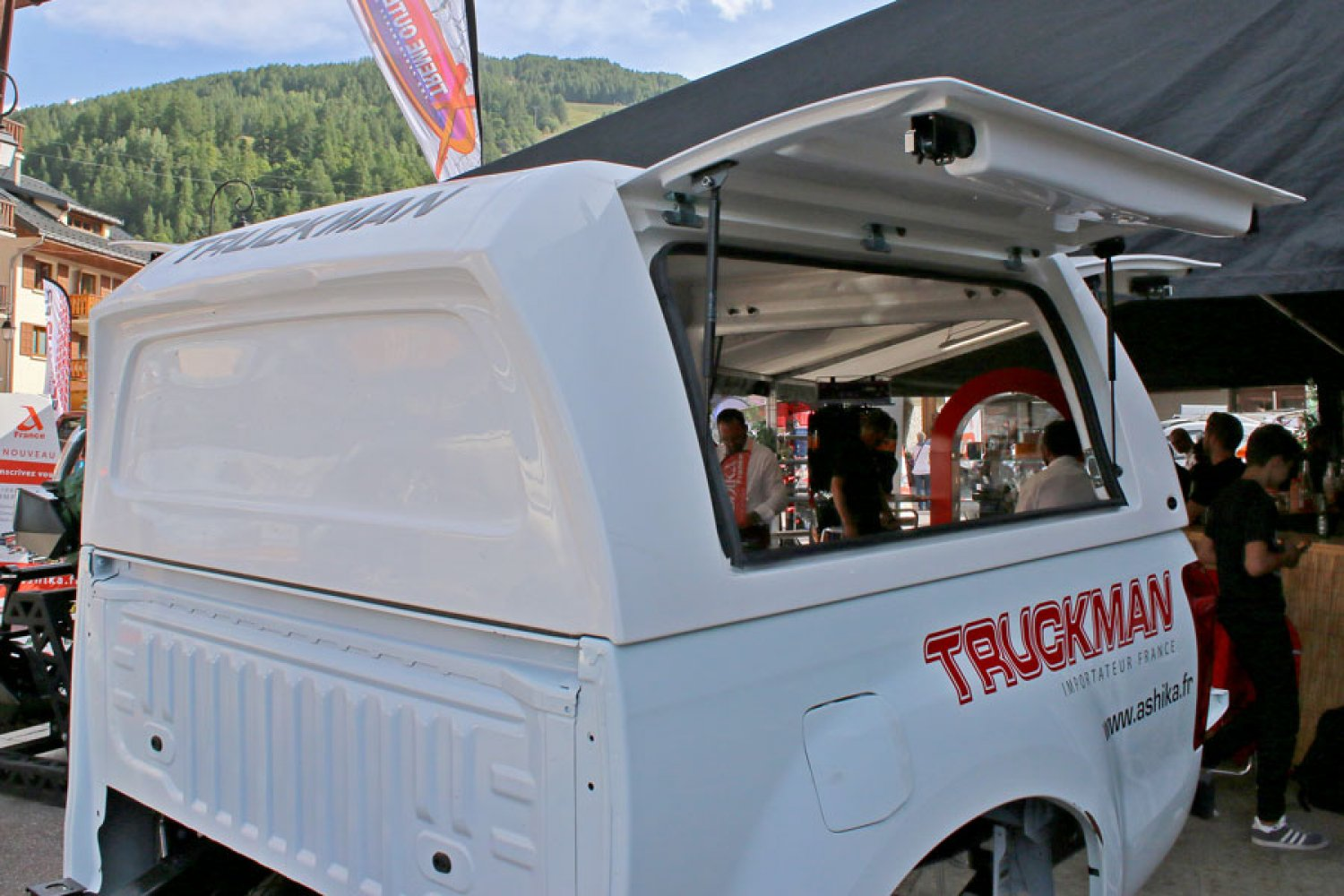Truckman, les hard-top XXL