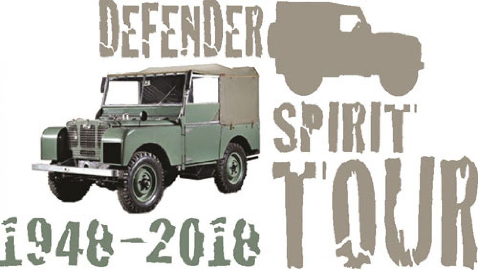 Defender Spirit Tour, le grand jubilé Land