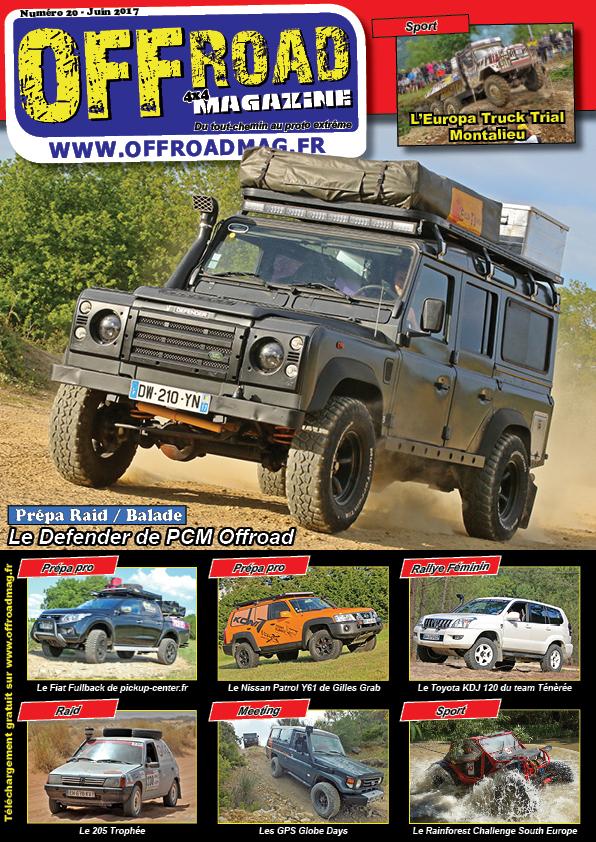 Offroad 4x4 magazine n°20