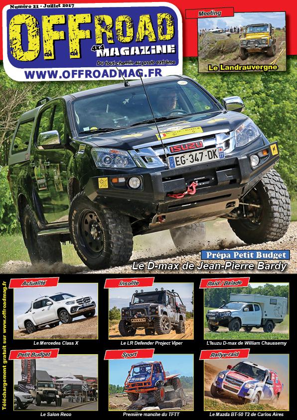 Offroad 4x4 magazine n°21