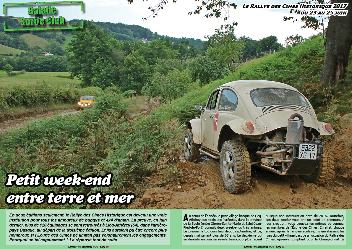 le Rallye des Cimes Historique 2017
