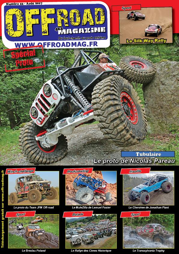 Offroad 4x4 magazine n°22
