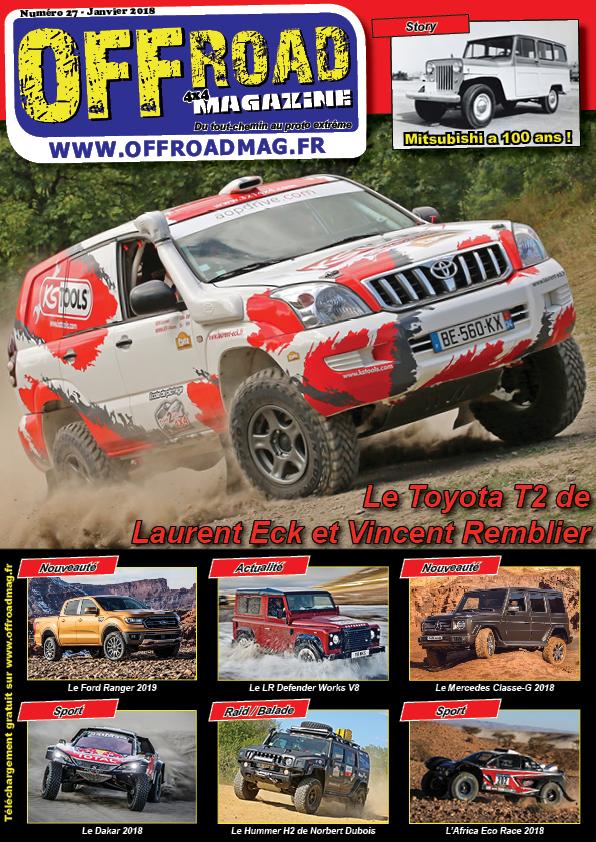 Offroad 4x4 magazine n°27