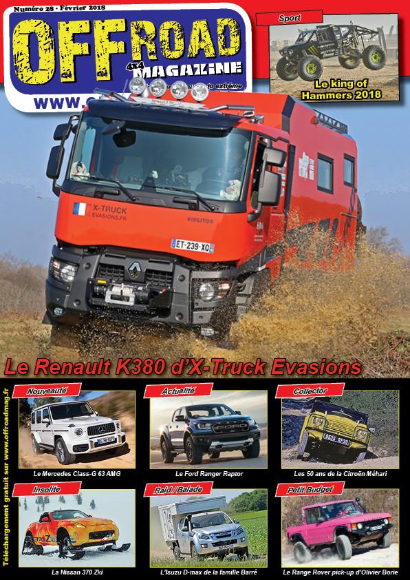 Offroad 4x4 magazine n°28