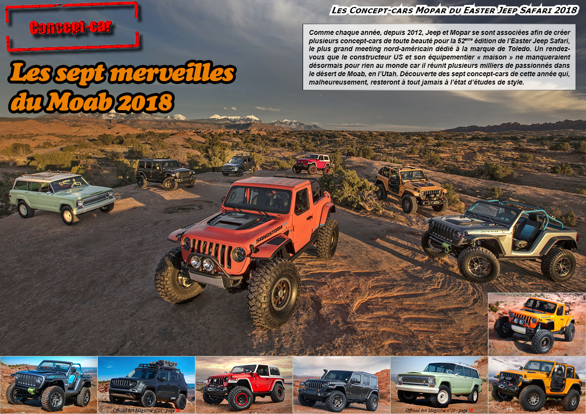 concept-cars Jeep Mopar du Moab Safari 2018