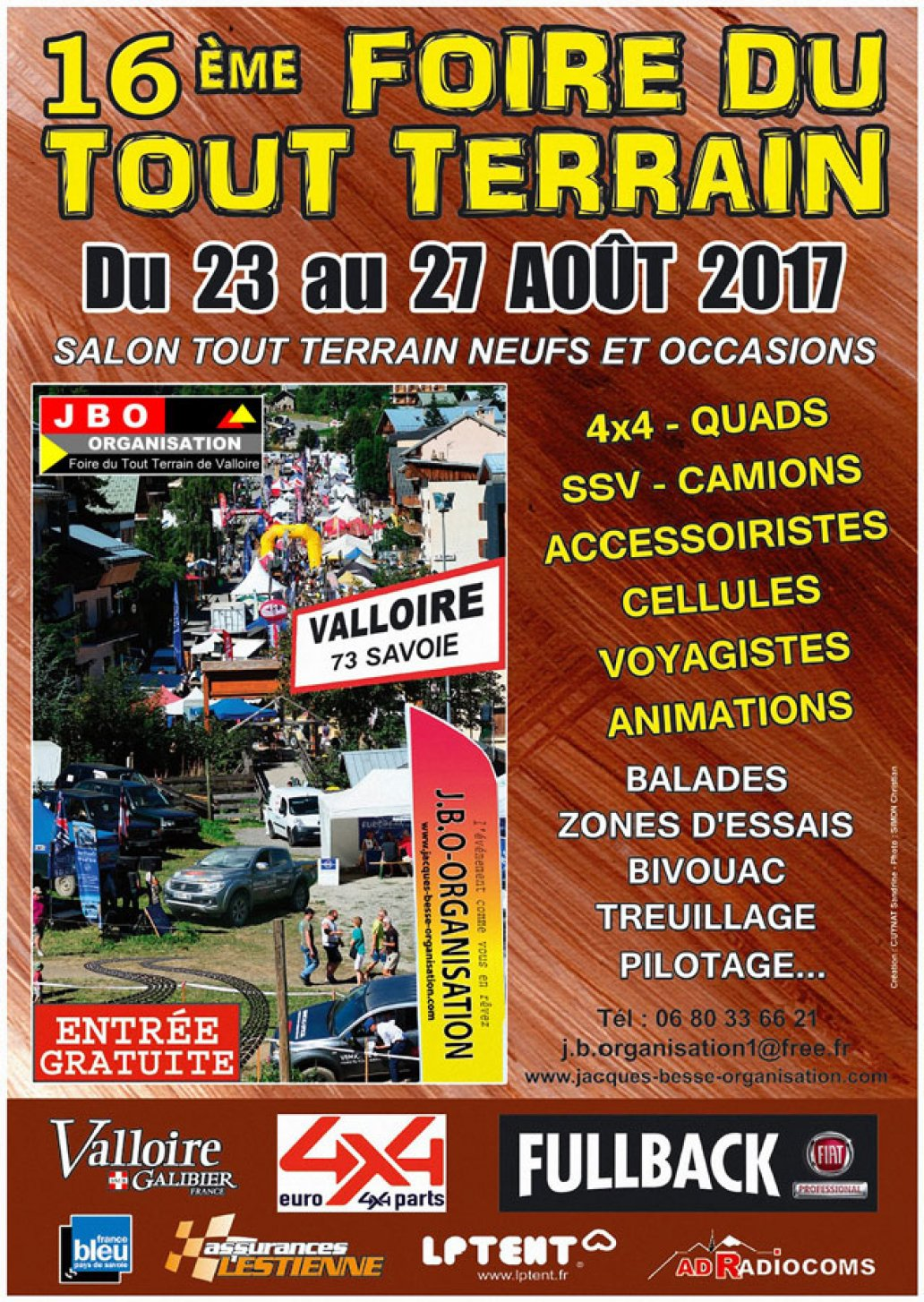 Plus de 170 exposants attendus à Valloire